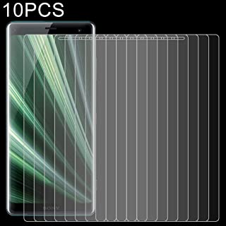 Good 10 PCS 0.26mm 9H 2.5D Explosion-proof Tempered Glass Film for Sony Xperia XZ4 & Xperia 1 Dualn