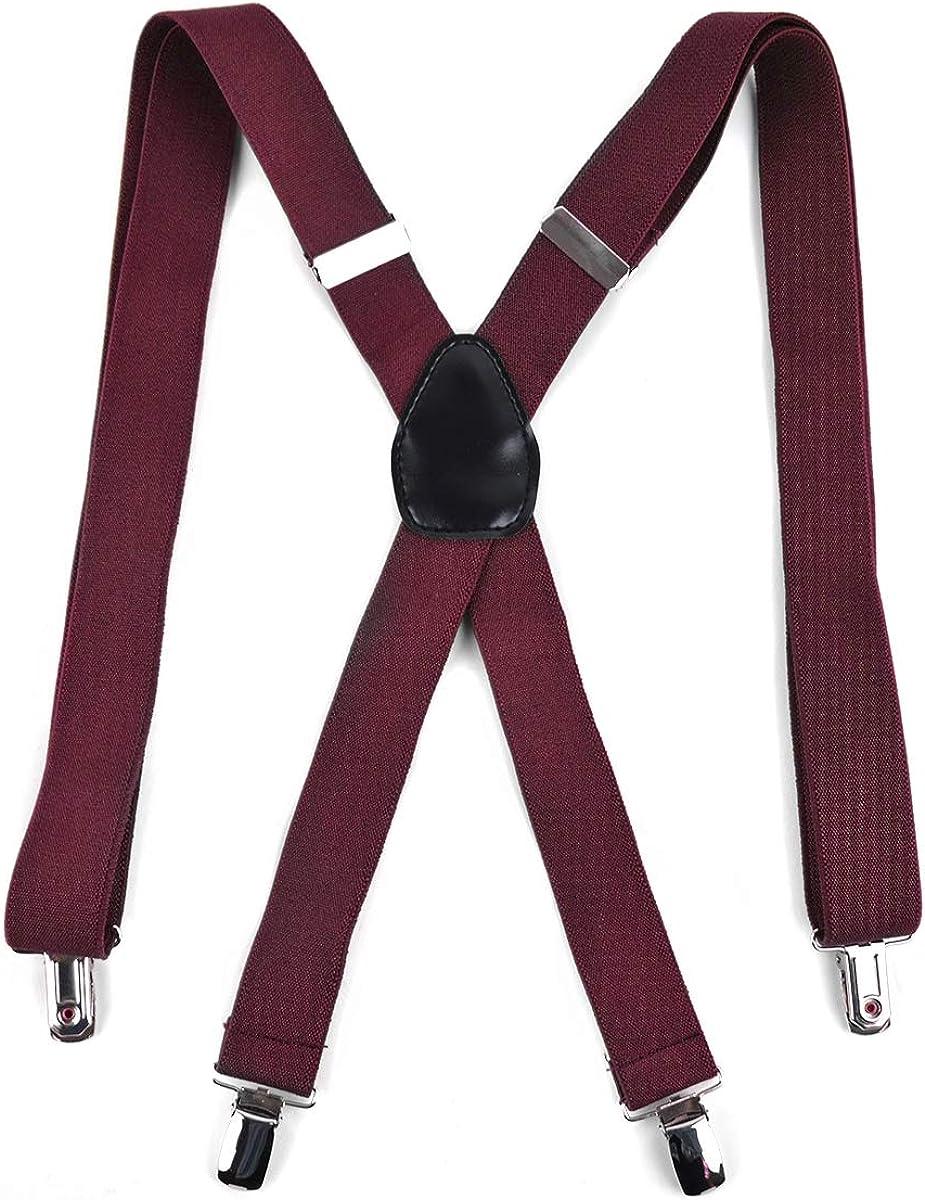 Men's Clip Suspenders