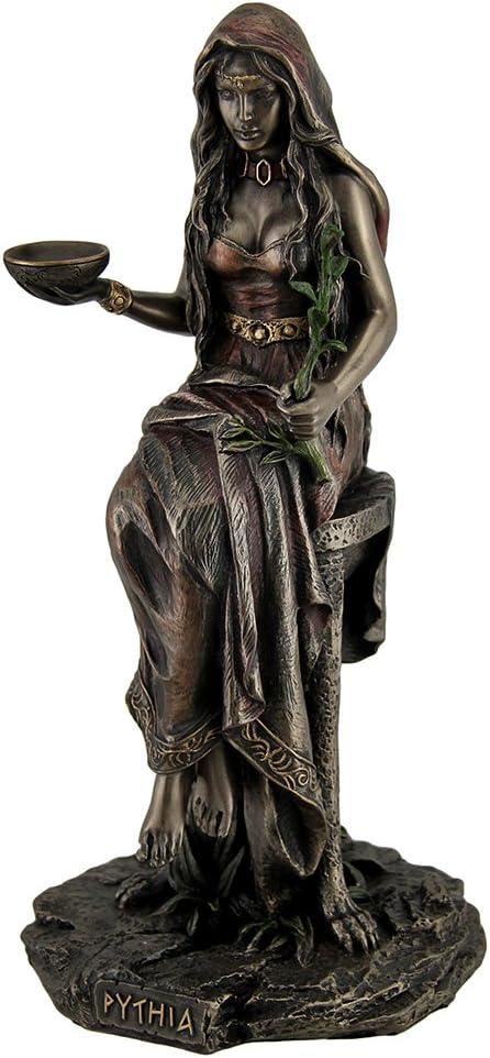 New sales Veronese Design Pythia free The Oracle Apo of Temple Delphi at