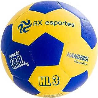 45edc6bf7bedb Bola de Handebol Masculino AX Esportes HL3 Matrizada