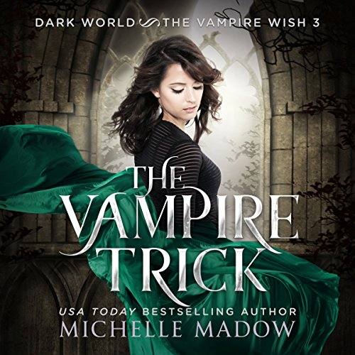 The Vampire Trick audiobook cover art