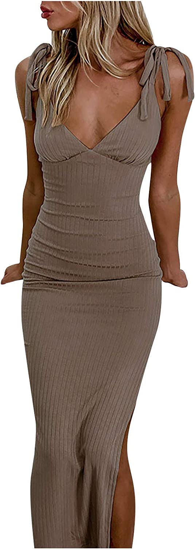 Women's Sexy Lingerie Dresses Mini Short Split Backless Party Club Dress Sleeveless Sheath Skirts