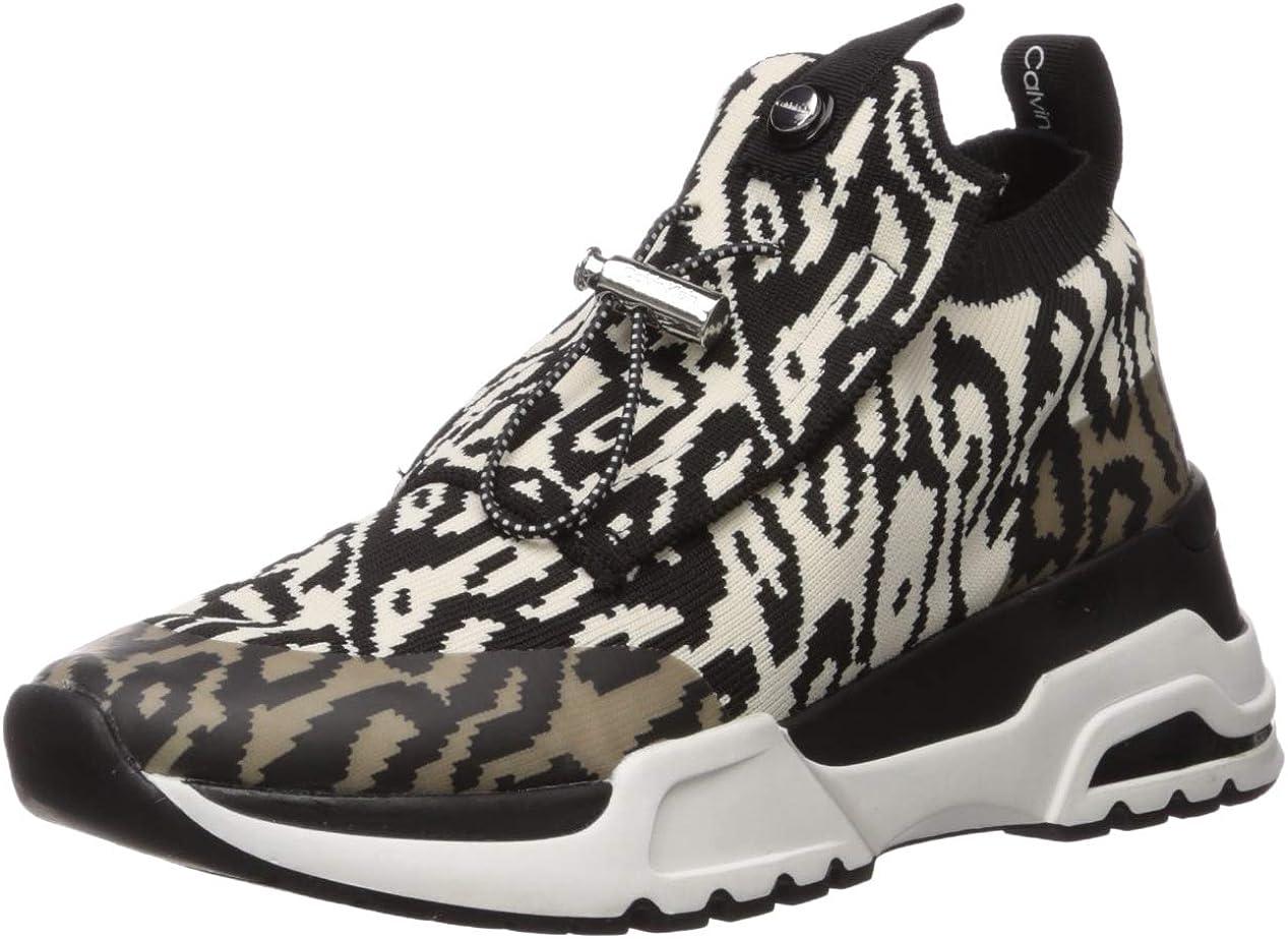 Calvin 超歓迎された Klein Women's 営業 Sneaker Hue