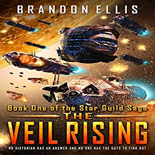 The Veil Rising                   By:                                                                                                                                 Brandon Ellis                               Narrated by:                                                                                                                                 Brian Walton                      Length: 12 hrs and 10 mins     10 ratings     Overall 3.2