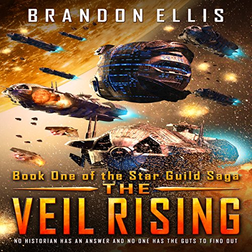 The Veil Rising Titelbild