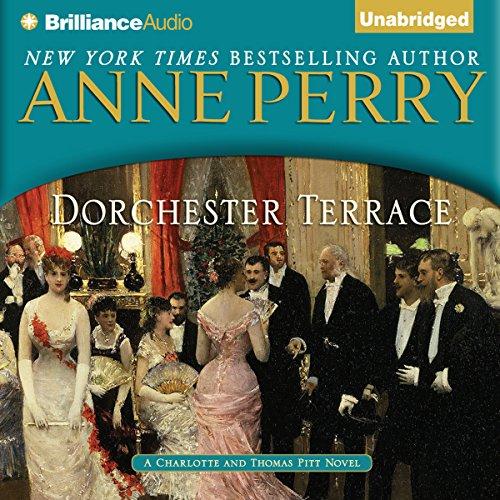Dorchester Terrace audiobook cover art