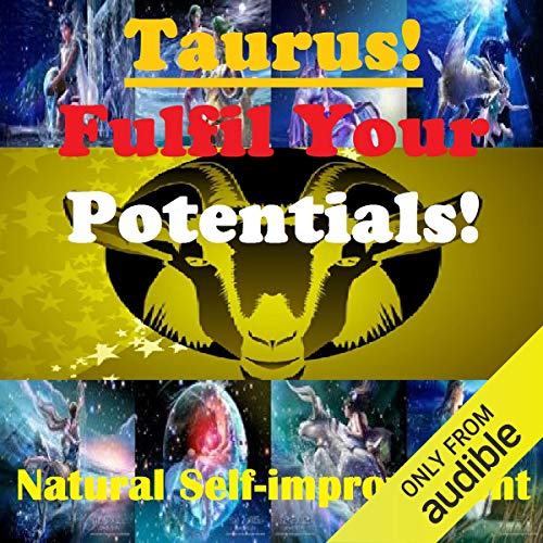 TAURUS True Potentials Fulfilment - Personal Development cover art