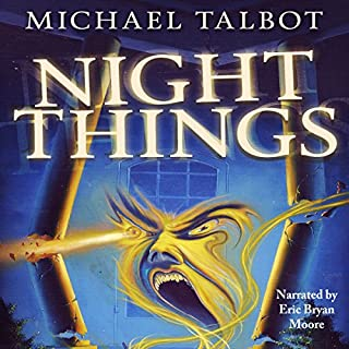 Night Things cover art