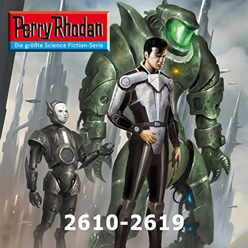 Perry Rhodan, Sammelband 22 audiobook cover art