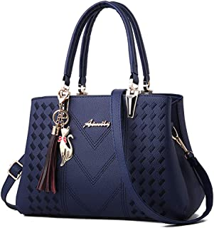 Womens Purses and Handbags Shoulder Bag Ladies Designer Satchel Messenger Tote Bag