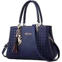 923abbeb9f9 ALARION Womens Purses and Handbags Shoulder Bag Ladies Designer Satchel  Messenger Tote Bag