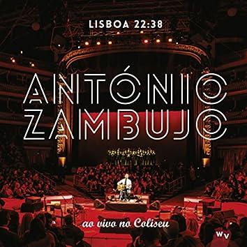 Lisboa 22:38 (ao vivo no Coliseu)