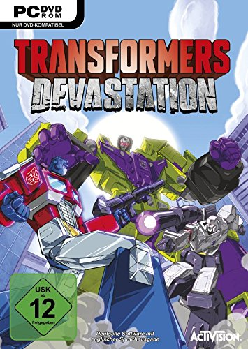 Transformers Devastation - [PC]