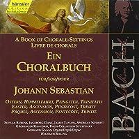 Bach: A Book of Chorale Settings, 3 - Easter; Ascenion; Pentecost; Trinity (Edition Bachakademie Vol 80) /Rilling by Johann Sebastian Bach (1999-08-16)