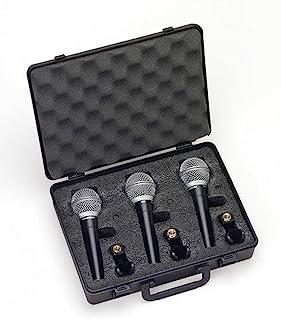 Samson 29/R21 R21 Handheld SuperCardioid Dynamic Microphone 3 Pack