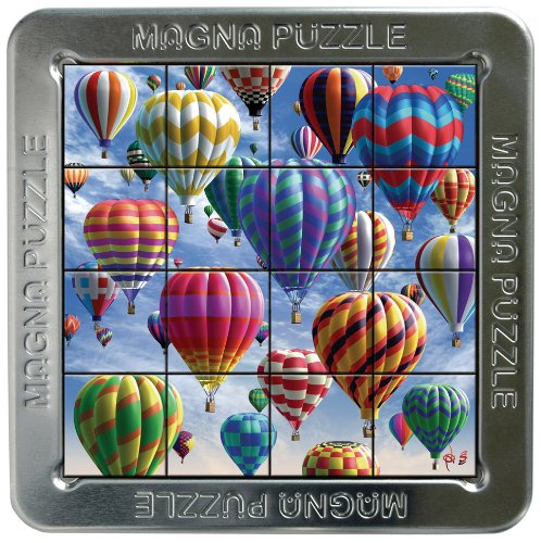 Cheatwell Games 3D Magna Puzzle (Luftballons)