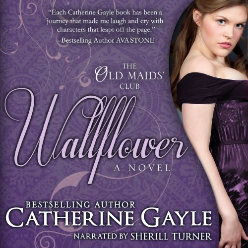 Wallflower audiobook cover art
