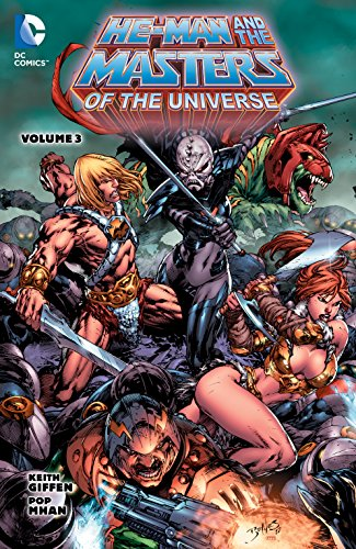 He-Man and the Masters of the Universe (2013-2014) Vol. 3 (English Edition)