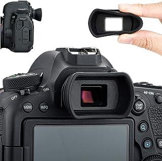 Soft Silicon Camera Viewfinder Eyecup Eyepiece Eyeshade for Canon EOS 850D 6D2 6D 5D2 5D 90D 80D 77D 70D 60D 50D 800D 1500...