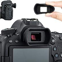 アイカップ 接眼レンズ 延長型 Canon EOS 850D 6D Mark II 6D 5D Mark II 5D 90D 80D 9000D 70D 60D Kiss X10i X10 X9i X9 X8i X7i X90 X80 X70 ...