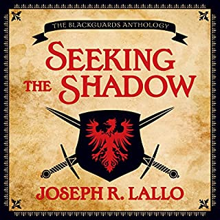 Seeking the Shadow                   By:                                                                                                                                 Joseph R. Lallo                               Narrated by:                                                                                                                                 Karyn O'Bryant                      Length: 47 mins     1 rating     Overall 5.0