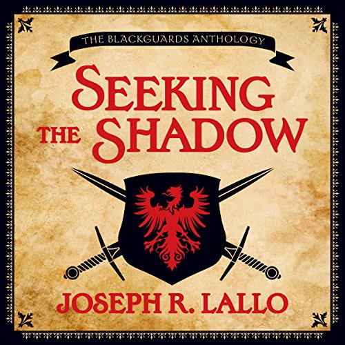 Seeking the Shadow cover art