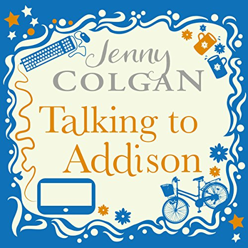 Talking to Addison cover art