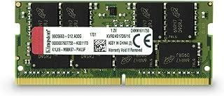 MEMORIA NOTEBOOK KINGSTON KVR24S17D8/16 16GB 2400MHZ DDR4 SODIMM