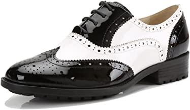 u lite women's perforated lace up wingtip