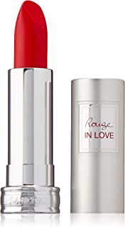 Lancome Rouge In Love High Potency Color Lipstick - 187M Red My Lips for Women - 0.12 oz