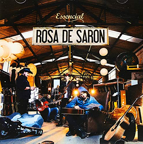 Rosa De Saron - Essencial [CD]