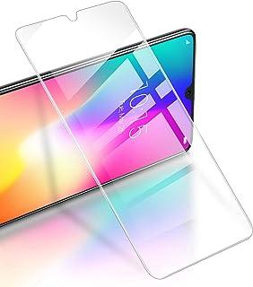 RIWNNI [3 Pezzi Vetro Temperato per Huawei P30, 9H Durezza Anti Graffio Pellicola Protettiva Ultra Sottile Alta Definizion...