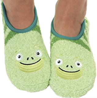 e62a2f01791 Snoozies Womens Animal Mary Jane Socks
