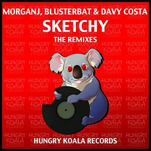 MorganJ, Blusterbat & Davy Costa