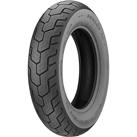 Amazon Com Dunlop D404 Rear Motorcycle Tire 130 90 17 68h Black Wall Automotive