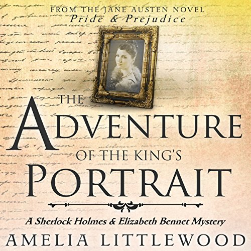 The Adventure of the King's Portrait audiobook cover art