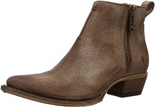 حذاء قصير للنساء من FRYE مطبوع عليه Sacha Moto