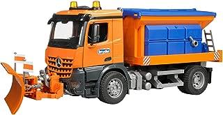 Bruder MB Arocs Snow Plow Truck