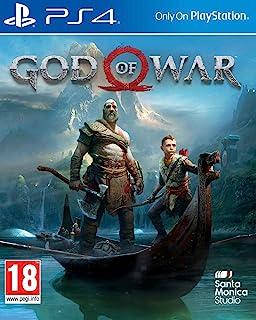 God Of War by Sony Region 2 - Playstation 4