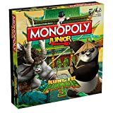 (Kung Fu Panda) - Kung Fu Panda 3 Monopoly Junior Board Game