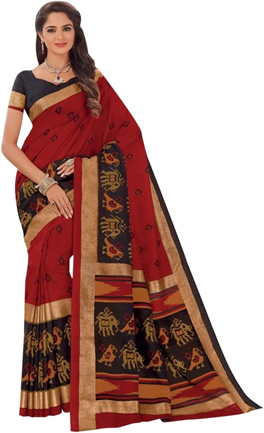 Bollywood Bridal Saree Sari for Women Collection Blouse Wedding Party Wear Ceremony 830