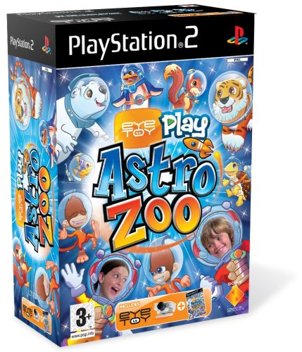 Eye Toy Play Astro Zoo + caméra [PlayStation2]