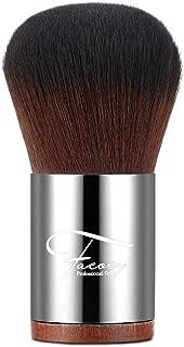Foundation Makeup Brush,Facocy Premium Flawless Powder Makeup Blush Dense Bristles Face Kabuki Cosmetic Brush