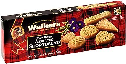 Walkers Shortbread Assorted Shortbread, 5.6 Ounce Box