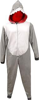 MJC Men's Shark Week Shark Union Suit Pajama