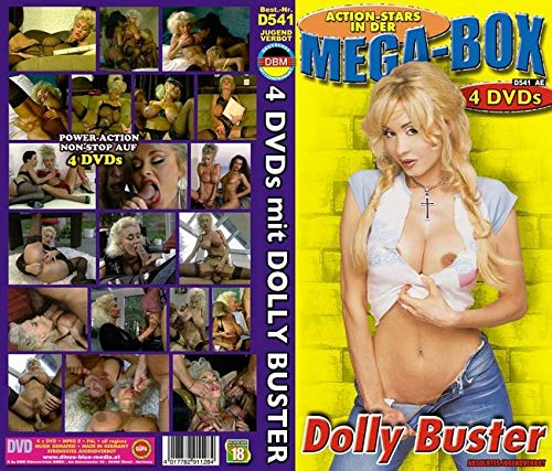 4 DVDs mit Dolly Buster