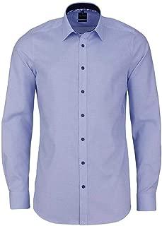 QIANSHION Camicia Casual da Uomo Traspirante Manica Lunga Traspirante Tinta Unita Scollo A V Camicetta Superiore Taglia Grossa Sport E Tempo Libero Tinta Unita T-Shirt Confortevole