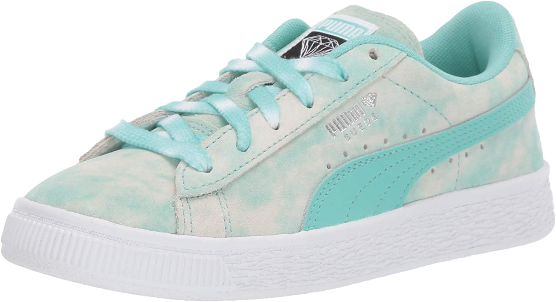Amazon.com   PUMA Unisex-Child Suede Diamond Supply Sneaker   Sneakers