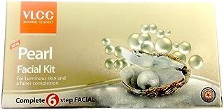 VLCC Pearl Fairness Facial Kit - Set of 6, 240 gm