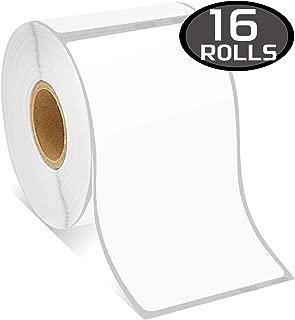 16 Rolls DYMO 30323 Compatible 2-1/8